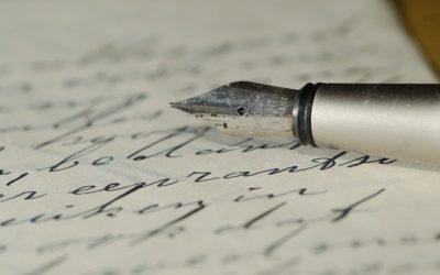 Avis aux graines d'écrivains !